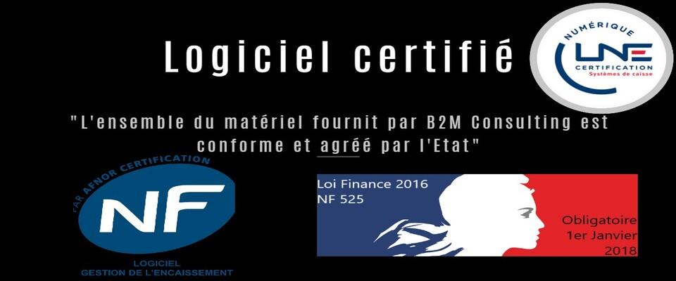 Toutes nos solutions sont approuvées par le gouvernement français