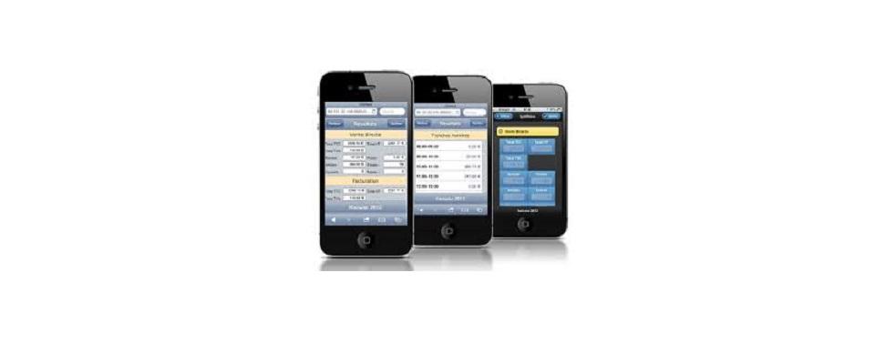 Des solutions de caisses sur mobile